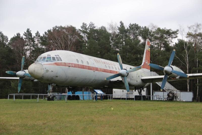 IL-18 Museum